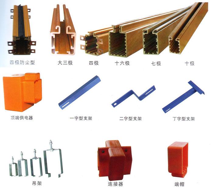 導管式安全滑觸線