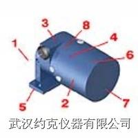 微型拉線式位移傳感器 YKD