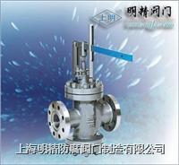 Y45HY型手動雙座蒸汽減壓閥 Y45H/Y型