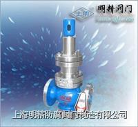 YK43Y先導活塞式氣體減壓閥