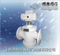 WM115型動態流量平衡閥/上海明精防腐制造有限公司021-63176597 WM115