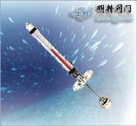 達縣鳳凰山磁性翻柱液位計/上海閥門廠021-63800050 QY641F