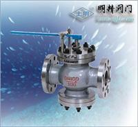 給水回轉式調節閥 T40H-16