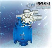 ZSS/HRF系列電動襯氟O型球閥是旋轉切斷型球閥 電動襯氟O型球閥