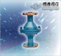 阻爆燃型管道阻火器 阻爆燃型管道阻火器