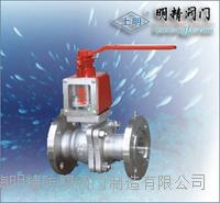 不銹鋼氧氣球閥 YQ41F-16P