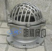 不銹鋼底閥H42W-6P