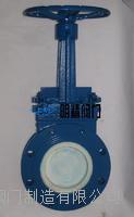 上海明精陶瓷刀閘閥