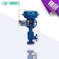 氣動三通分(合)流薄膜調節閥 ZJHF(H)型