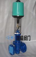 電動波紋管襯氟調節閥