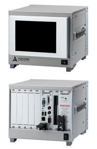 凌華3UCompactPCI6槽機箱帶電源