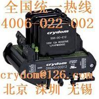 直流电机正反转控制固态接触器型号DRA4D100D12无触点接触器Crydom电机正反向接触器 DRA4D100D12三相固态接触器Crydom