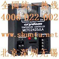 进口固态温度控制器MCTC2450快达SSR固态Crydom电子温控器 MCTC2450JLA