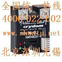 进口系统监测固态继电器SMR4825-6系统监控固态继电器Crydom继电器 SMR4825-6