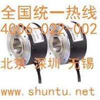 现货奥托尼克斯编码器E40H8-1000-3-V-24空心轴型光电编码器Autonics编码器资料下载 E40H8-1000-3-V-24