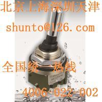 现货M-2012双重防水摇头开关M2012进口防水泥浆开关品牌日本NKK开关M-2012WB M-2012WB