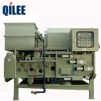 QTB-1500工业制药废水带式污泥压滤脱水设备