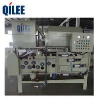 QTB-750小型污水处理厂污泥脱水带式压滤机 QTB-750