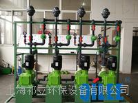 废水处理撬装设备 QPDS-P4M0-II