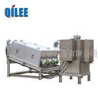 性能穩定肉類加工廠污泥脫水機 QLD型