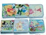 迪士尼布卡通CD夹