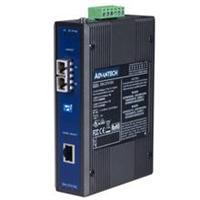 研华EKI-2741LX千兆工业以太网光纤转换器 EKI-2741LX
