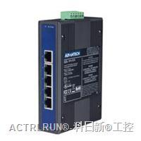 EKI系列-研華非網管型工業以太網交換機