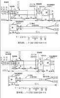 T-260/T-270Z測量樹脂溫度熱電偶
