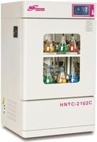 触摸式彩屏立式恒温培养振荡器 HNYC-2102C