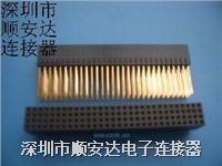 排母連接器PC104 2*20 2*32P XX-0040-XX