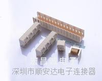 高速背板連接器 高速背板連接器30、60、90、120、150、180、210、240、300、390芯。
