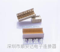 PCB背板連接器 PCB背板連接器觸點數:30、60、90、120、150、180、210、240P