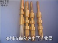連接器電插針 連接器電插針適合直徑插1.0mm,1.5mm,2.0mm,3.0mm