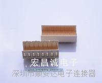 2.0高速背板高速背板連接器 2.0高速背板高速背板連接器30,60,90,120,150,180,210,240,300芯
