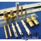 冠簧插針插孔 冠簧插針插孔 冠簧插針插孔有1.0mm,1.5mm,2.0mm,3.0mm
