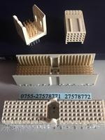硬公制背板連接器 硬公制背板連接型號器觸點數:24、30、48、72、96、144、154、160.芯