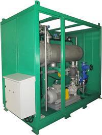 重油加热器,重油电加热系统