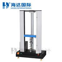 广州电脑伺服双柱拉力试验机 HD-B604B-S