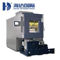 三综合温湿度振动试验箱 HD-E809