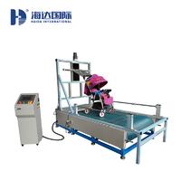 婴儿车不平路面测试仪(单头) HD-J210