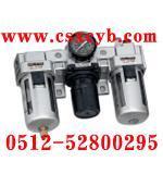 AC系列过滤器+调压阀+油雾器