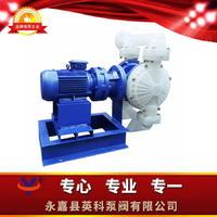 浙江温州永嘉县瓯北镇DBY-65工程塑料电动隔膜泵