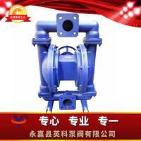 YKS-100Z铸铁手动隔膜泵