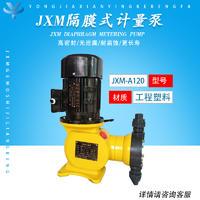JXM隔膜計量泵