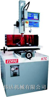 韓國KTC細孔放電加工機 EZ430