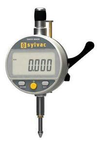 SYLVAC S_Dial work 数显千分表12.5mm 0.001mm升级保护型 805.5305