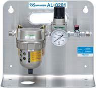 AL-0201 空气过滤器由AL-C1204代替日本NAKANISHI  AL-0201