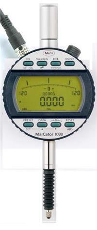 数显指示表 MarCator 1088 / 1088 W, 带模拟显示 1088/1088W