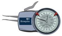 H102 2.5 - 12.5 mm内测卡规 德国KROEPLIN H102