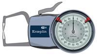 D110 0-10mm外径卡规 德国KROEPLIN D110